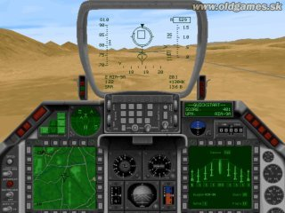 F-16 Fighting Falcon Download, PC CD-ROM (iso) :: DJ OldGames