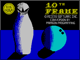 Play online - 10th Frame (ZX Spectrum)