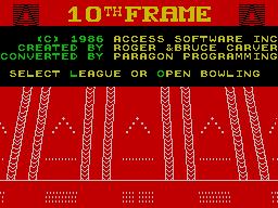ZX Spectrum, Credits