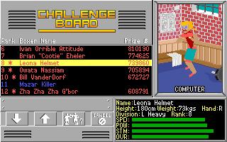 PC, Challenge Board