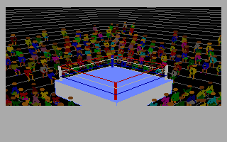PC, Boxing ring