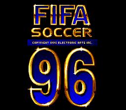 Play online, FIFA Soccer 96 (SNES)