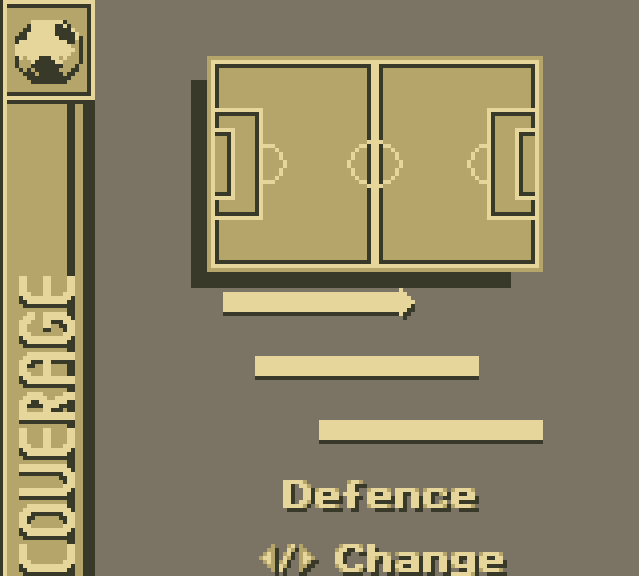 FIFA 96 GameBoy Tactics
