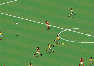 fifa international soccer gameplay - 320×224