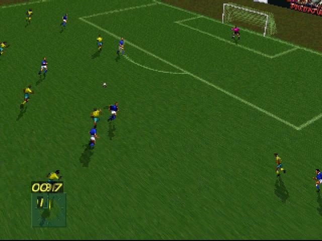 fifa international soccer gameplay - 640×480