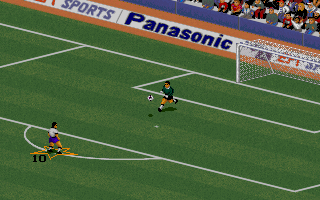 FIFA International Soccer - PC DOS, Gameplay