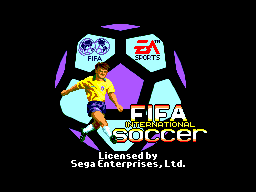 Play online, FIFA International Soccer (Master System)