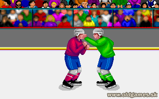 Face Off! - PC DOS