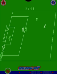 Heads Up Action Soccer -