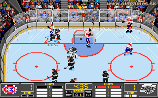 Nhl 94 Play Online Nhl 94 Snes Dj Oldgames