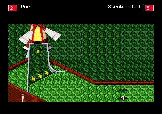Genesis, Windmill Hole