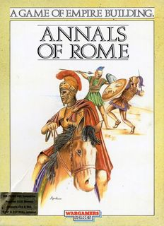 Annals.of.Rome - Box scan - Front