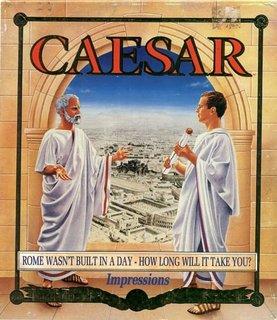 Caesar - Box scan - Front
