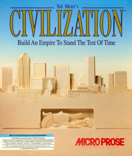 civilization - Box scan - Front