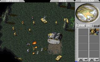 PC, GDI gameplay