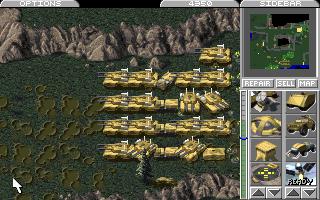 PC, GDI small reconnaissance unit