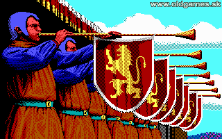 Defender of the Crown - PC DOS - EGA