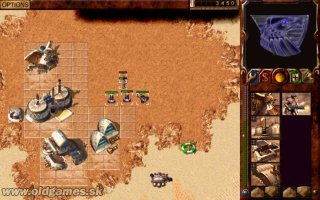 Dune 2000 - PC, Gameplay