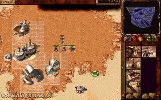 Dune 2000 - PC, Gameplay