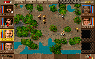 Jagged Alliance: Deadly Games -