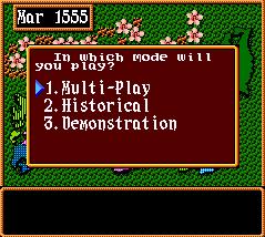 SNES, Game Modes