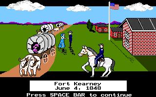 DOS v2.1, Fort Kearney