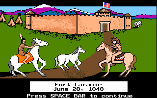 DOS v2.1, Fort Laramie