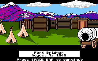 DOS v2.1, Fort Bridger