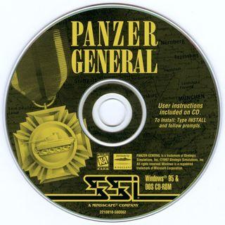 Panzer General - CD-ROM