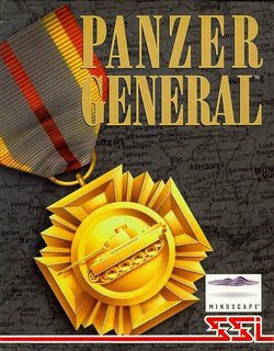Panzer General Box scan - Front