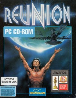 Reunion - Box scan - Front