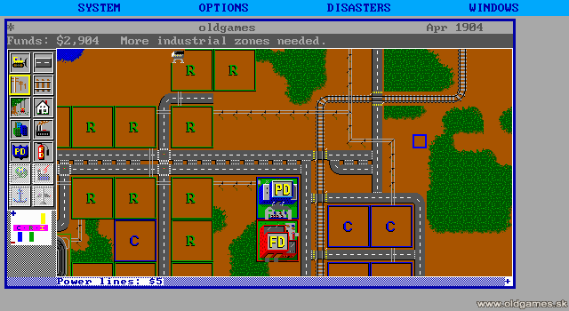 PC DOS, Gameplay