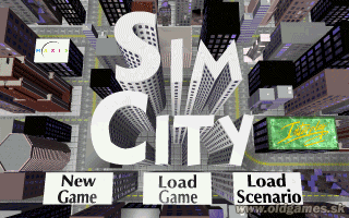 SimCity Enhanced - Title