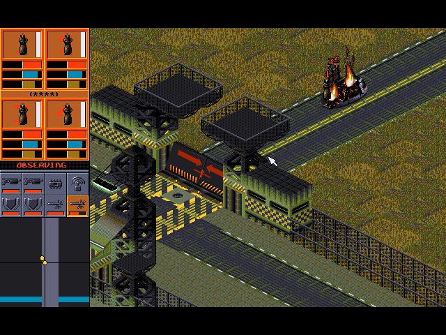 PC - Vstup do armádního zařízení