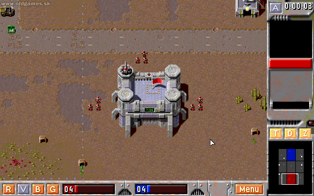 DOS, Gameplay
