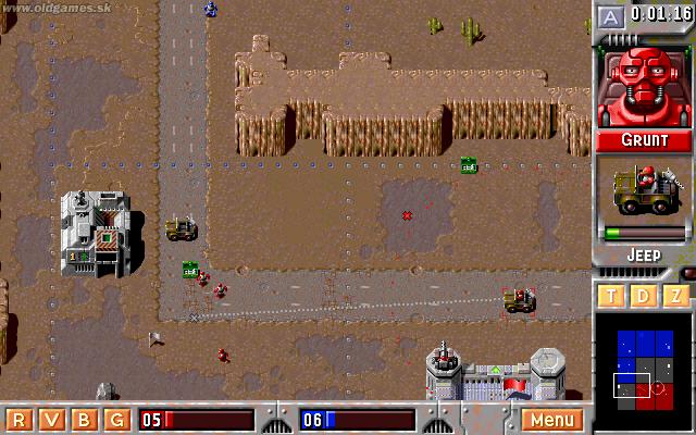 DOS, Gameplay