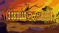 Fenimore Fillmore: 3 Skulls of the Toltecs