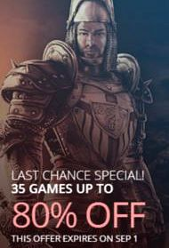 Last Chance Special!
