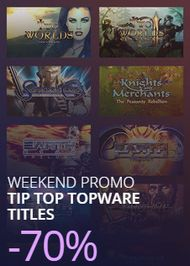 Tip Top Topware Promo! Save 70%