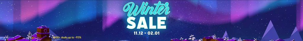 GOG.com Winter Sale 2019